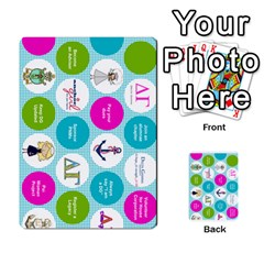 Lifetime Membership Cards By Christeena Tabor   Multi Purpose Cards (rectangle)   Mxkr66vu5cn3   Www Artscow Com Front 5