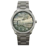 Peggy s Cove Lighthouse Sport Metal Watch
