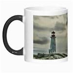 Peggy s Cove Lighthouse Morph Mug