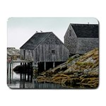 Peggy s Cove Dock Small Mousepad