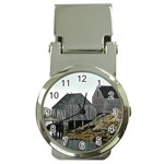 Peggy s Cove Dock Money Clip Watch