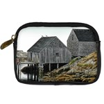 Peggy s Cove Dock Digital Camera Leather Case