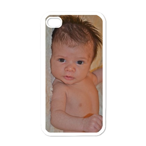 By Natalie Carlson   Apple Iphone 4 Case (white)   5z6dyf1ywqbl   Www Artscow Com Front