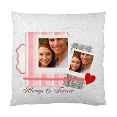Love By Joely   Standard Cushion Case (two Sides)   U6gig6br3eeo   Www Artscow Com Front