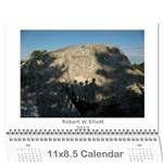 20133 - Wall Calendar 11  x 8.5  (12-Months)