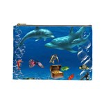 SEA LOVE - Cosmetic Bag (Large)