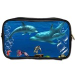 dolphins - Toiletries Bag (One Side)