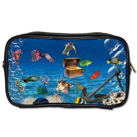Sea By Chaido   Toiletries Bag (one Side)   6xac8d5g9h9o   Www Artscow Com Front