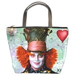 Alice in wonderland 5 - Bucket Bag
