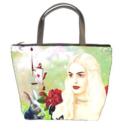 Alice 1 By Chaido   Bucket Bag   Whoyi8m14b4i   Www Artscow Com Front