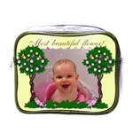 Most beautiful flower! Mini toiletry bag - Mini Toiletries Bag (One Side)