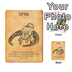 Bol Cards By Killerklown   Multi Purpose Cards (rectangle)   8fem91usq4cn   Www Artscow Com Front 53