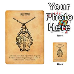 Bol Cards By Killerklown   Multi Purpose Cards (rectangle)   8fem91usq4cn   Www Artscow Com Front 7
