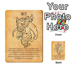 Bol Cards By Killerklown   Multi Purpose Cards (rectangle)   8fem91usq4cn   Www Artscow Com Front 16