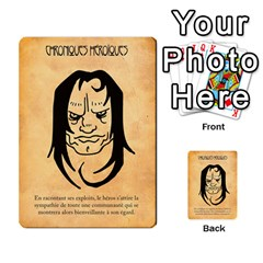 Bol Cards By Killerklown   Multi Purpose Cards (rectangle)   8fem91usq4cn   Www Artscow Com Front 3