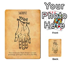 Bol Cards By Killerklown   Multi Purpose Cards (rectangle)   8fem91usq4cn   Www Artscow Com Front 24