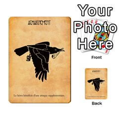 Bol Cards By Killerklown   Multi Purpose Cards (rectangle)   8fem91usq4cn   Www Artscow Com Front 25