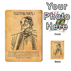 Bol Cards By Killerklown   Multi Purpose Cards (rectangle)   8fem91usq4cn   Www Artscow Com Front 31