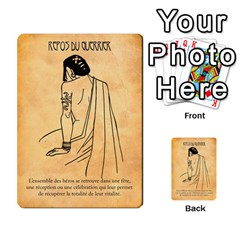 Bol Cards By Killerklown   Multi Purpose Cards (rectangle)   8fem91usq4cn   Www Artscow Com Front 5