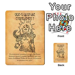 Bol Cards By Killerklown   Multi Purpose Cards (rectangle)   8fem91usq4cn   Www Artscow Com Front 44