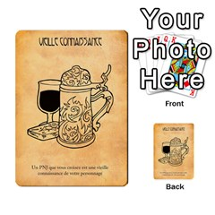 Bol Cards By Killerklown   Multi Purpose Cards (rectangle)   8fem91usq4cn   Www Artscow Com Front 50