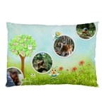 My Back Yard Pillow Case 1