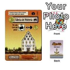 Le Havre  Le Grang Hameau  By Doom18   Playing Cards 54 Designs   L85qfz6xc1xw   Www Artscow Com Front - Diamond3