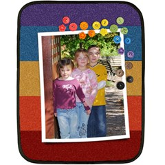 Rainbow Glitter  Mini Fleece Blanket (2 Sides) By Mikki   Double Sided Fleece Blanket (mini)   Lm1qksjw7qqs   Www Artscow Com 35 x27 Blanket Front