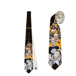 hockey tie - Necktie (One Side)