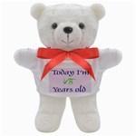 Today I m 2 Teddy Bear