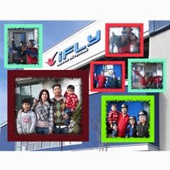 2012 By Phungm   Wall Calendar 11  X 8 5  (18 Months)   5jxjw4kkikuz   Www Artscow Com Month