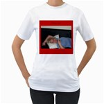 lol... - Women s T-Shirt (White) (Two Sided)