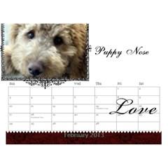 Small Calendar By Bruce Anderson   Desktop Calendar 8 5  X 6    Lku7exovfyi6   Www Artscow Com Feb 2013