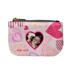 Baby Love Coin Purse By Birkie   Mini Coin Purse   Fstc8prh9lc2   Www Artscow Com Front