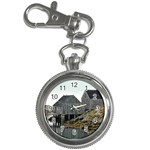 Peggy s Cove Dock Key Chain Watch