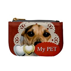 My Pet By Joely   Mini Coin Purse   Va6fnd9y29c7   Www Artscow Com Front
