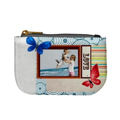 My Love By Joely   Mini Coin Purse   Kcochqpyk82k   Www Artscow Com Front