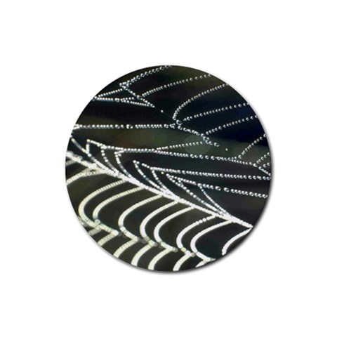 Web Coaster By Birkie   Rubber Coaster (round)   K6gneportpc5   Www Artscow Com Front