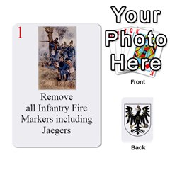 Ace Prussian 1866/1870 Fob By Gerry Henry   Playing Cards 54 Designs   W6znj4jr8ceb   Www Artscow Com Front - SpadeA