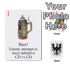 Jack Prussian 1866/1870 Fob By Gerry Henry   Playing Cards 54 Designs   W6znj4jr8ceb   Www Artscow Com Front - HeartJ