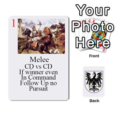Prussian 1866/1870 Fob By Gerry Henry   Playing Cards 54 Designs   W6znj4jr8ceb   Www Artscow Com Front - Diamond10