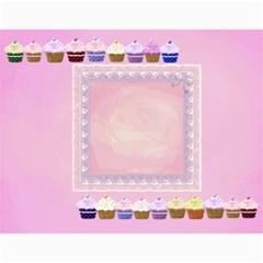 2015 Cupcake Calendar March By Claire Mcallen   Wall Calendar 11  X 8 5  (12 Months)   Hb39tju0komr   Www Artscow Com Month