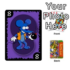 Jack Simpsons Battle Line (deck 1) By Heath Doerr   Playing Cards 54 Designs   Bctyaoxvk2uy   Www Artscow Com Front - SpadeJ