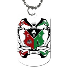 Sigmabetarho1 By Rainer Misquitta   Dog Tag (two Sides)   Xlx73vcetoq6   Www Artscow Com Front