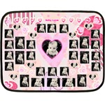 Baby Love mini blanket - Fleece Blanket (Mini)