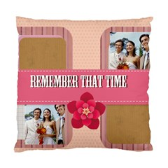 Wedding By Joely   Standard Cushion Case (two Sides)   Ahbrn46z8smo   Www Artscow Com Back