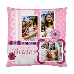 Wedding By Joely   Standard Cushion Case (two Sides)   21m6jda3a3be   Www Artscow Com Back