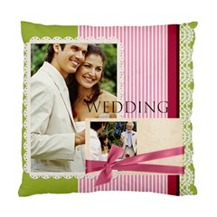 Wedding By Joely   Standard Cushion Case (two Sides)   8z5c8j8r7ums   Www Artscow Com Back