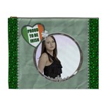 Proud to be Irish XL Cosmetic Bag - Cosmetic Bag (XL)