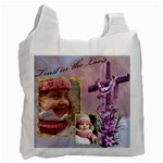 Trust in God Recycle Bag - Recycle Bag (One Side)